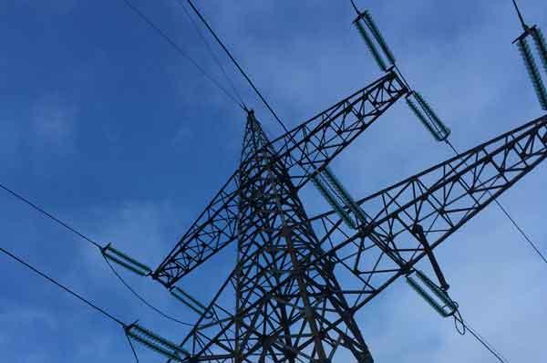 Image of power mast