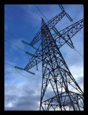 Image of powermast-electrical energy distribution